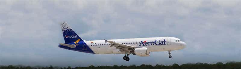 Aerogal-Avianca Ecuador flights