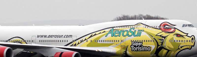 Aerosur flights