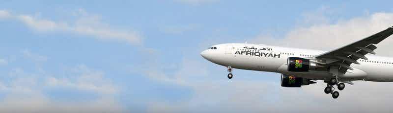 Afriqiyah Airways flights