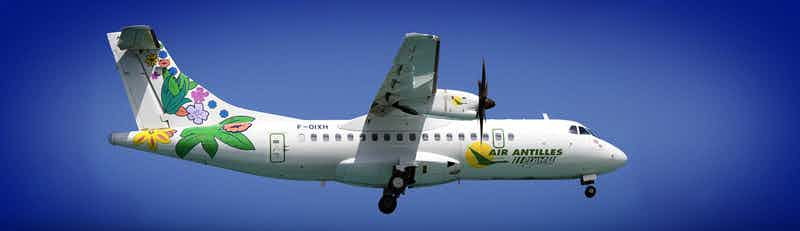 Air Antilles flights