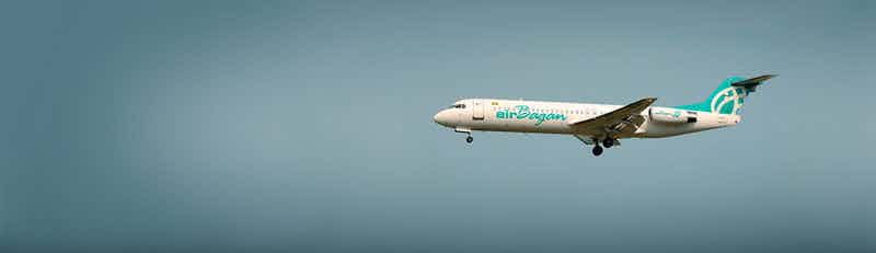 Air Bagan flights