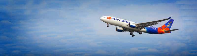 Aircalin flights