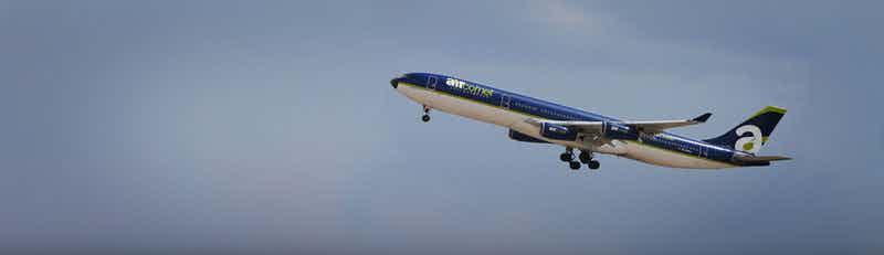 Air Comet flights
