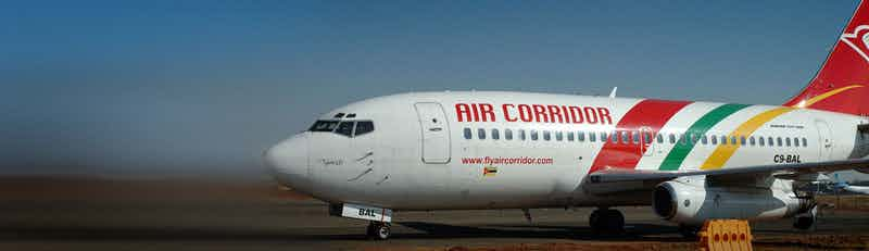 Air Corridor flights