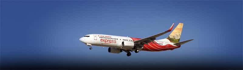 Air India Express flights