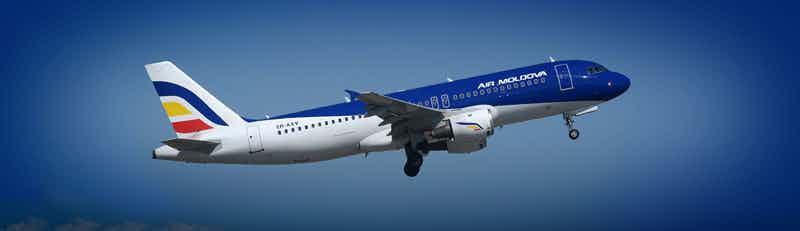 Air Moldova flights