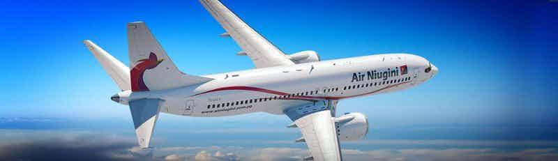 Air Niugini flights