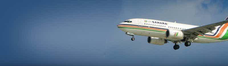 Air Sahara flights