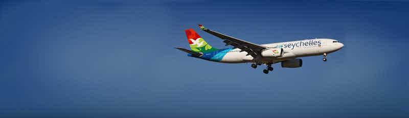 Air Seychelles flights