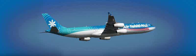 Air Tahiti Nui flights