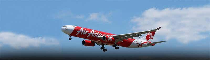 Indonesia AirAsia flights