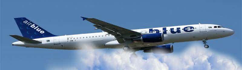 Airblue flights