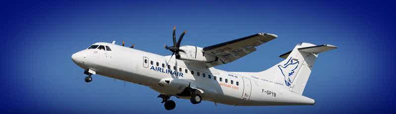 Airlinair flights