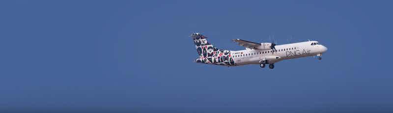 PNG Air flights