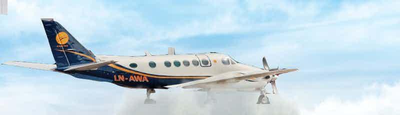 Airwing flights