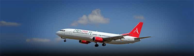 AlbaStar flights