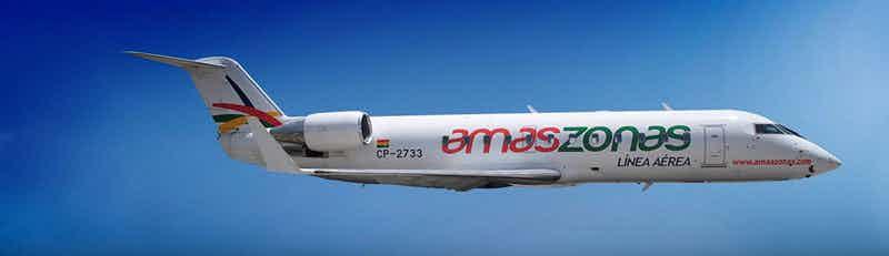 Amaszonas-BQB flights