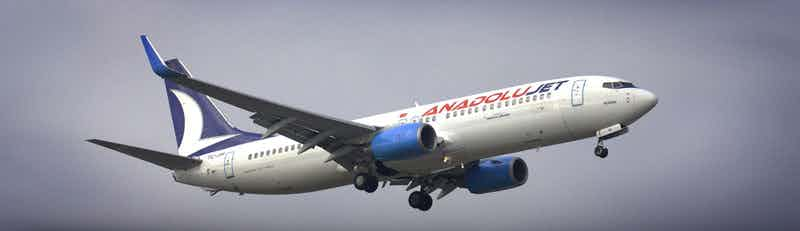 AnadoluJet flights