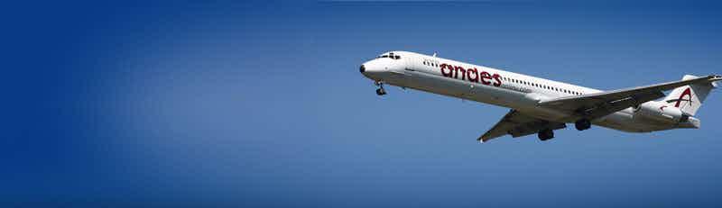 Andes Líneas Aéreas flights