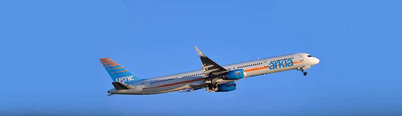 Arkia Israeli Airlines flights