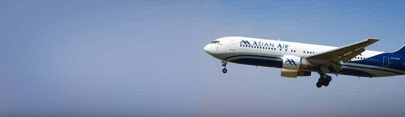 Asian Air flights