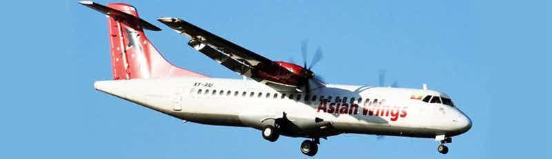 Asian Wings Airways flights