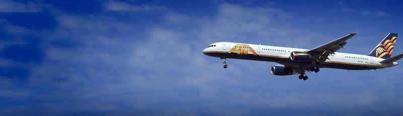 ATA airlines flights