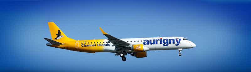 Aurigny flights