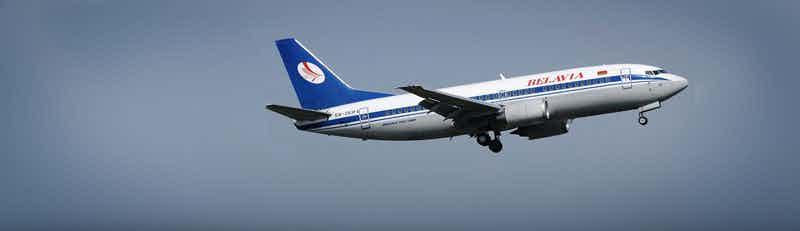 Belavia flights