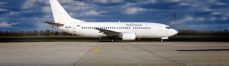 Bellview airlines flights
