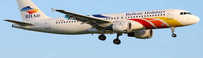 BH Air flights