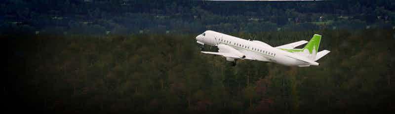 Blekingeflyg flights