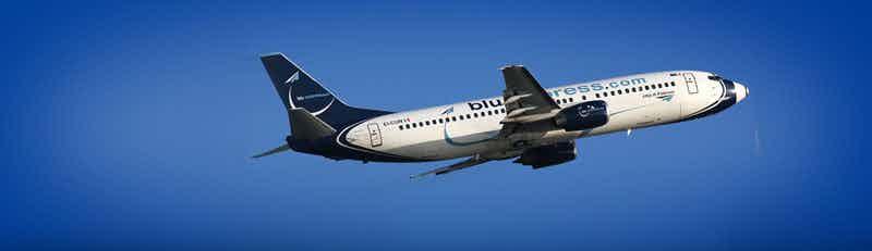 Blu Express flights