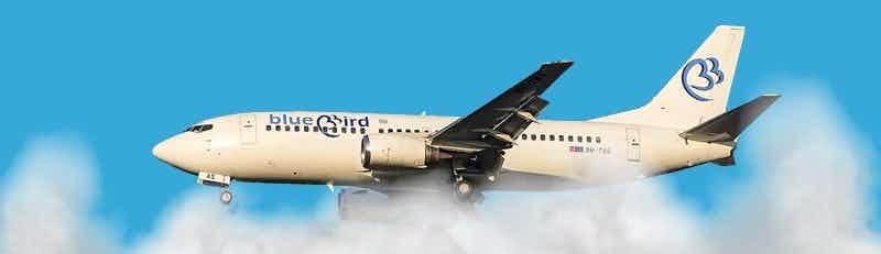 Blue Bird Airways flights