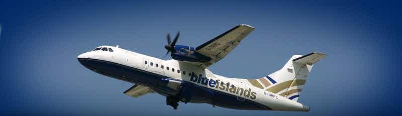 Blue Islands flights