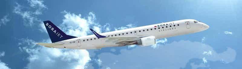 BoraJet Airlines flights
