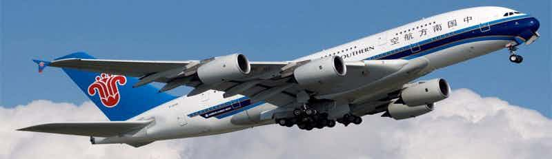 China Southern Airlines flights