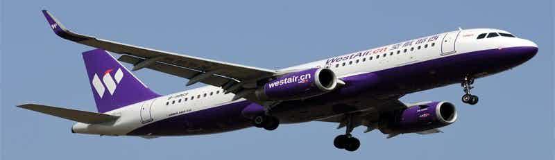 China West Air flights