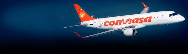 Conviasa flights