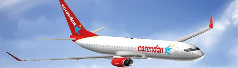 Corendon Dutch Airlines flights