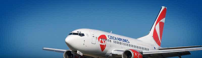 CSA Czech Airlines flights