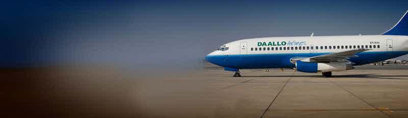 Daallo Airlines flights