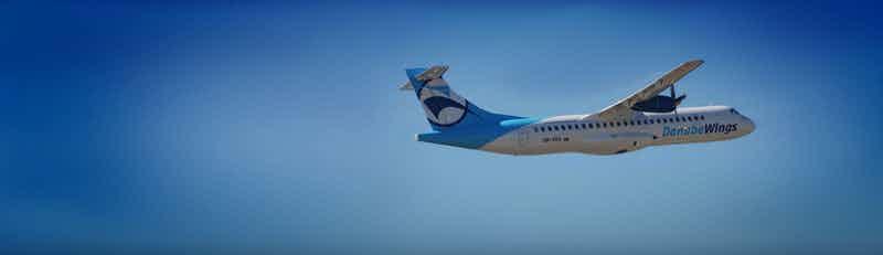 Danube Wings flights