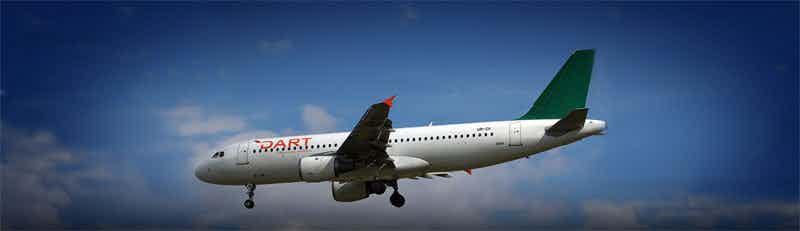 Dart Ukrainian Airlines flights