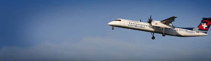 Darwin Airline flights