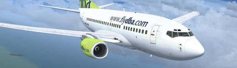 DBA flights