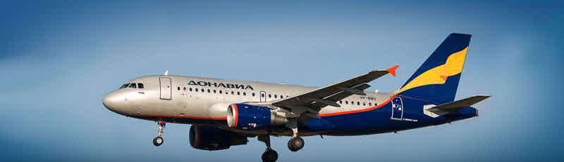 Donavia flights