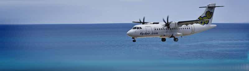 Dutch Antilles Express flights