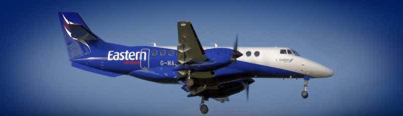 Eastern Airways flights