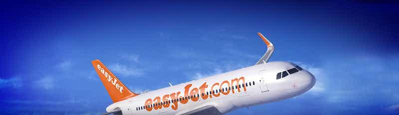 easyJet flights